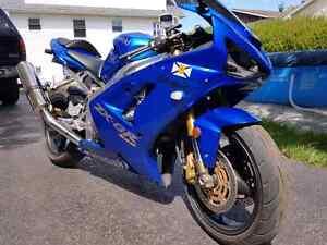 2004 Kawasaki Ninja ZX6-R