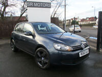 2010 Volkswagen Golf 1.6TDI ( 105ps ) DSG Match(HISTORY,WARRNTY)