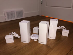 Linksys Velop Mesh WiFi  3-pack