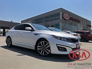 2015 Kia Optima SX Turbo | Amazing Shape | Drives New
