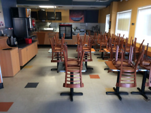Downtown Pizza Restaurant For Sale