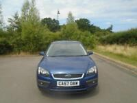 Ford Focus 1.8 Zetec Climate 5dr 2008 Manual Petrol