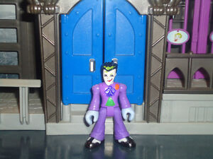 DC Imaginext Toys Small