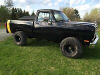 1988 DODGE SHORTY