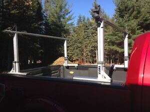 rack ou support THULE  pour pick-up