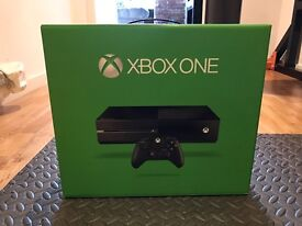 Xbox one 500gb brand new