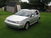 2005 Volkswagen Golf TDI Now $4900