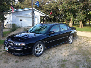 2004 Chevrolet Impala SS Special Edition Sedan