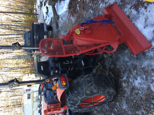Forestry winch 5000lb