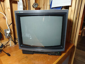Sony PVM-1910 Trinitron RGB Monitor- Great for Retro Gaming!