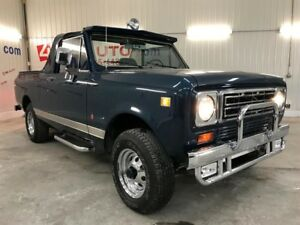 1977 International Scout II 4X4