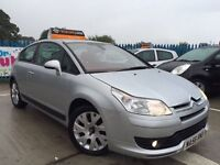2006 56 Citroen C4 1.6 HDI VTR + (110) 98,000 Miles -Part Service History- FREE WARRANTY!! HPI CLEAR