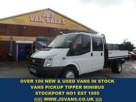2010 60 FORD TRANSIT 350 LWB PICK UP LWB DIESEL 1 OWNER LOW MLS DIESEL