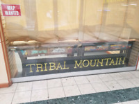 Sales associates for Tribal Mountain in Guelph Stone Road Mall