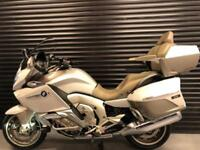 """BMW K1600 GT L Exclusive """"Mineral Pearl White"""""""