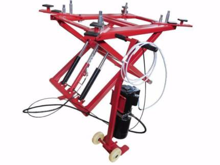 Portable Scissor Lift / Car Hoist - Melbourne