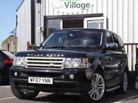 2007 Land Rover Range Rover Sport 2.7 TDV6 HSE 5dr Auto 5 door Estate
