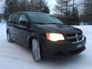 2014 Dodge Grand Caravan Stow'n'go Familiale