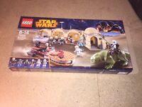 Lego Star Wars cantina