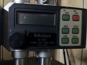 "Mitutoyo 0-24"" Height Gauge"