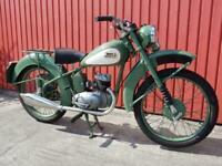 BSA Bantam D1 1952 125cc