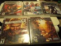 Ps3 game lot of 5