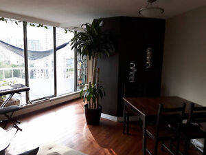 Beautiful Furnished Beach Highrise Apartment Oct.15-31 Downtown-West End Greater Vancouver Area image 2