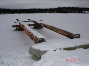 chalet de chasse et peche hors zec klm 114 a vendre Lac-Saint-Jean Saguenay-Lac-Saint-Jean image 4
