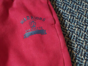 Boys Size 4 Red Jogger Pants by GAP Kingston Kingston Area image 2