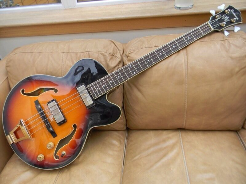 ibanez afb200 bs artcore semi acoustic bass in uddingston glasgow gumtree. Black Bedroom Furniture Sets. Home Design Ideas