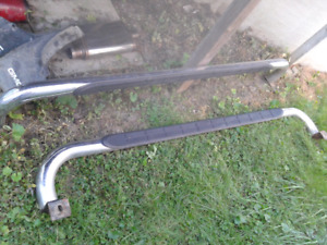 Running boards 2004 GMC Sierra