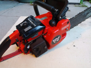 Homelite xl76 and  vi130sl muscle chainsaws for sale