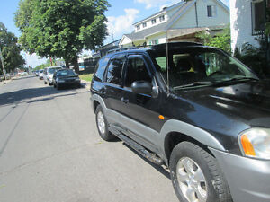 2002 Mazda Tribute Other
