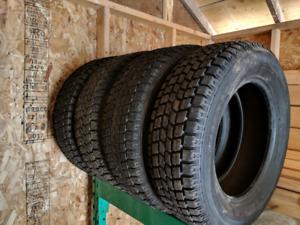 Blizzack Tires