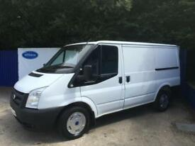 2010 Ford Transit 2.2TDCi Duratorq ( 85PS ) 280S ( Low Roof ) SWB Van