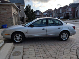 2002 Saturn SL 4dr - EXCELLENT CONDITION