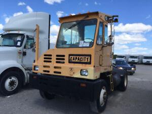 2000 capacity shunt truck