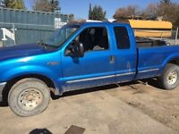 2wd 1999 f250 loaded 5.4 L auto nice clean good running truck