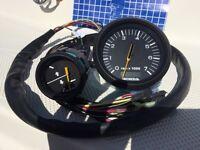 Honda clocks