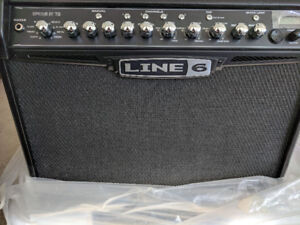 Line 6 Spider Guitar Amplifier MINT CONDITION