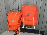 Top Quality Backpacks $20 Each. larger one is sold.
