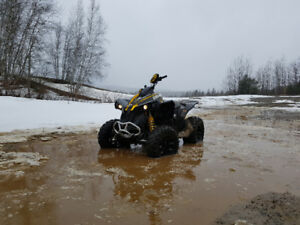 Can am renegade 800r 2013
