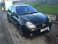 Renault Clio sport 182