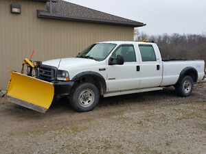 2004 Ford F-350 xl Pickup Truck