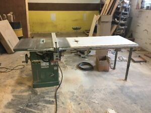 Woodworking machines and tools for sale