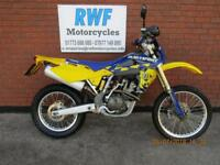 HUSQVARNA TE 450, 2005 MODEL, 05 REG, EXCELLENT COND, ONLY 1,311 MILES, FULL MOT