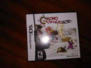 chrono trigger nintendo ds edition