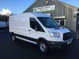 Ford Transit 350 LWB Medium Roof RWD 125Ps Van