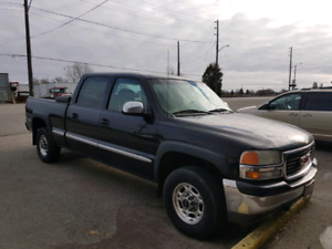 2001 GMC for Sale