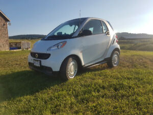 Smart car fortwo  low km